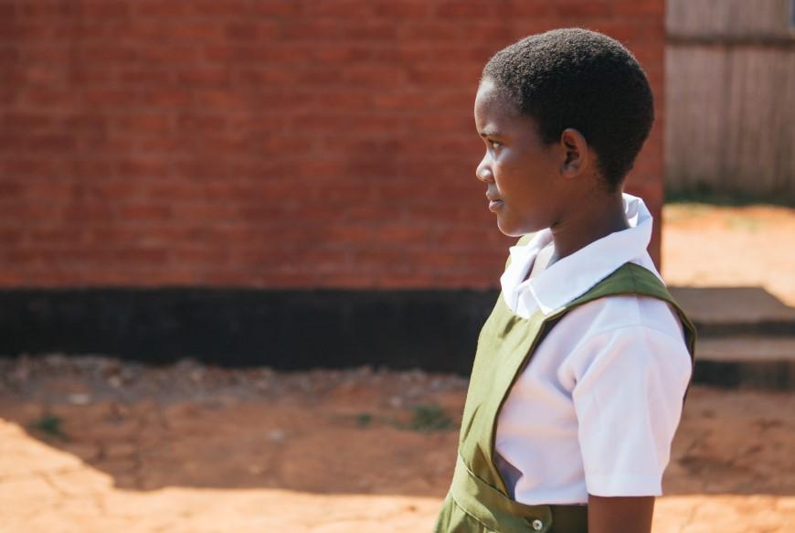 馬拉威孩子對未來迷惘